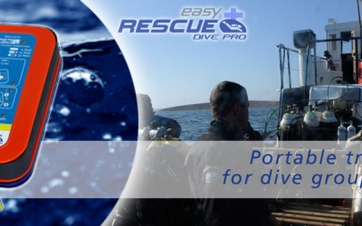 Maledives gave approval to easyRESCUE-DIVEpro