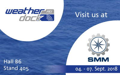 Weatherdock on the SMM 2018