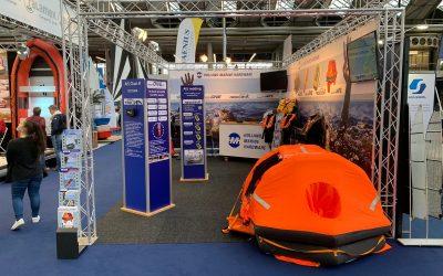 Weatherdock Distributor on Amsterdam Boat Show HISWA