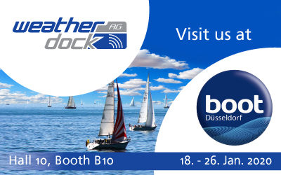 BOOT 2020 Düsseldorf – Weatherdock with a new Boothnumber