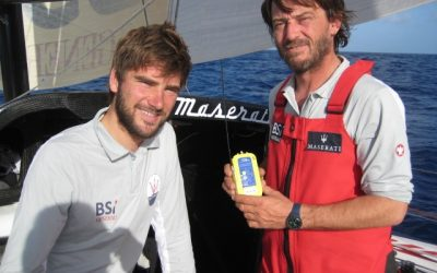 Vendée Globe rescue operation shows: Modern rescue transmitters should be a matter of course