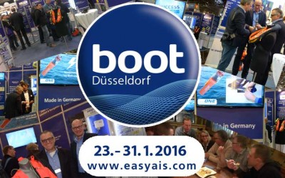 Weathedock presente en la exhibición boot 2016