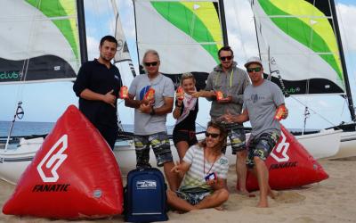 Weatherdock hace más seguro el deporte acuático en los club ROBINSON