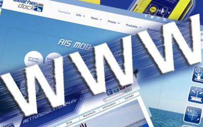 Surfen Sie auf unseren Weatherdock Webseiten schneller als je zuvor