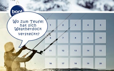 Boot – Adventskalender