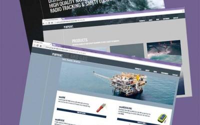 Die neue Webseite von unserem Partner in UK