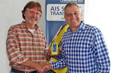 Weatherdock arbeitet mit Arved Fuchs zusammen