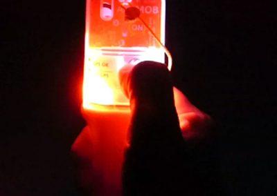 easyONE-DSCcl bei Dunkelheit
