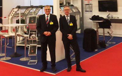 Weatherdock auf der Fachmesse & Konferenz für Innere Sicherheit