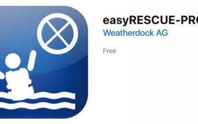 Jetzt easyRESCUE-PRO App kostenlos zum Download verfügbar
