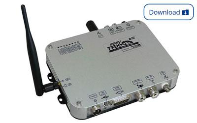 Firmware Update für easyTRX2-S