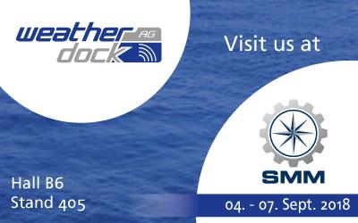 Weatherdock auf der SMM 2018