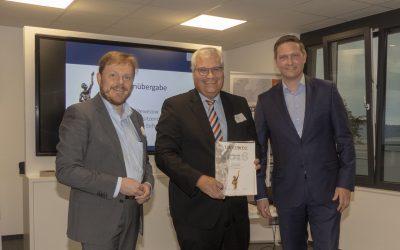 Weatherdock AG in der Finalrunde – Der Große Preis des Mittelstandes 2018