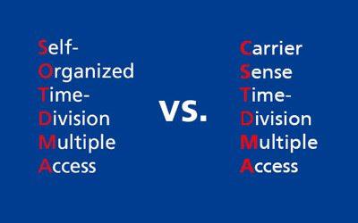 AIS Know-How: Übertragungsverfahren (SOTDMA vs. CSTDMA)