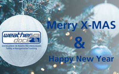 Frohe Weihnachten und ein gesundes Neues Jahr