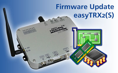 GPS-Week-Rollover easyTRX2 und easyTRX2S Familie