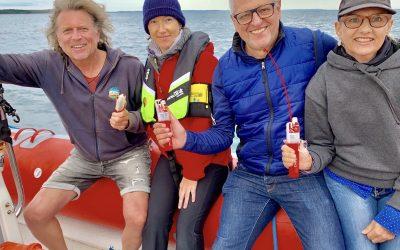 Zu Besuch bei Marlin Marine Kanada