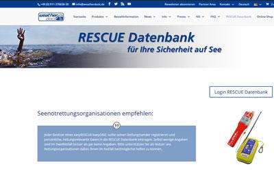 """Die neue """"RESCUE Datenbank"""" – noch mehr Sicherheit auf See"""
