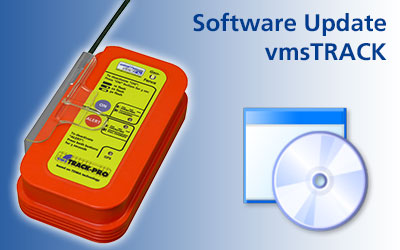 vmsTRACK Software Update verfügbar (V 3.67)