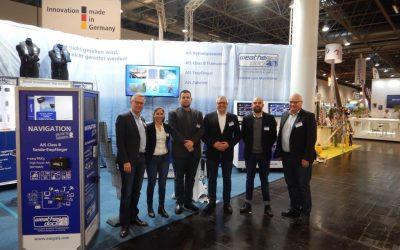 BOOT 2020 in Düsseldorf – Weatherdock mit neuer Standnummer